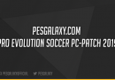 Pesgalaxy Patch 2019 1.02