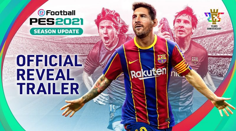 eFootball PES 2021 Season Update – Official Reveal Trailer